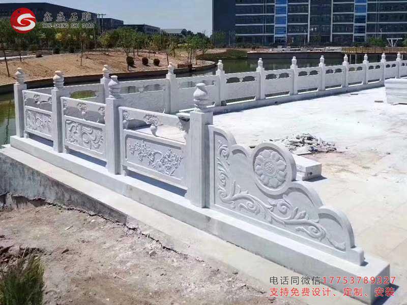 石栏杆加工